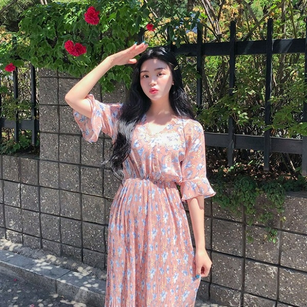 1区100%正宗韩国官网代购(韩国直发包国际运费)icecream12-连衣裙(2019-06-10上架)