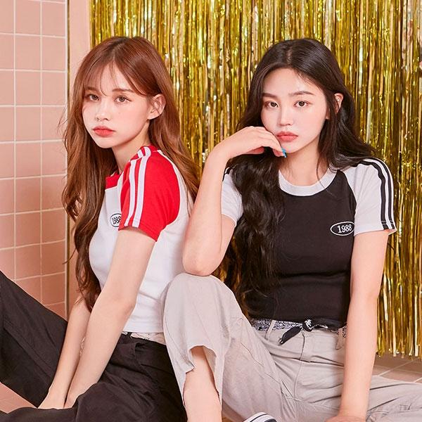 1区100%正宗韩国官网代购(韩国直发包国际运费)icecream12-T恤(2019-06-14上架)