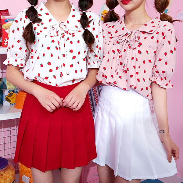 1区100%正宗韩国官网代购(韩国直发包国际运费)icecream12-衬衫(2019-06-20上架)