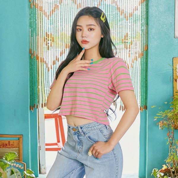 1区100%正宗韩国官网代购(韩国直发包国际运费)icecream12-T恤(2019-06-20上架)
