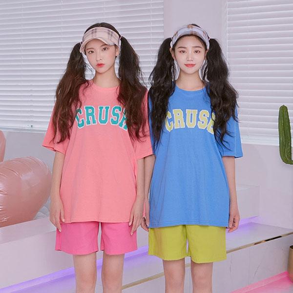 1区100%正宗韩国官网代购(韩国直发包国际运费)icecream12-T恤(2019-06-23上架)