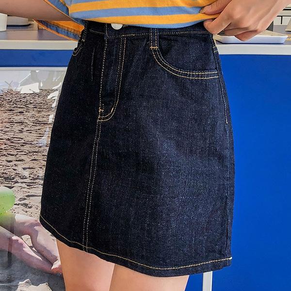 1區100%正宗韓國官網代購(韓國直發包國際運費)icecream12-短裙(2019-07-07上架)