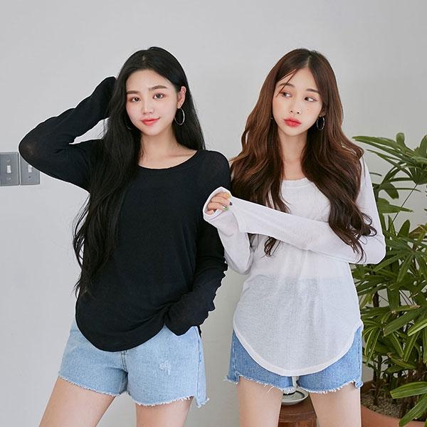1區100%正宗韓國官網代購(韓國直發包國際運費)icecream12-針織衫(2019-08-24上架)