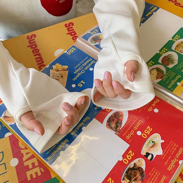 1区100%正宗韩国官网代购(韩国直发包国际运费)icecream12-T恤(2019-11-08上架)