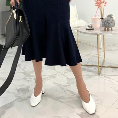 1区韩国本土服装代购(韩国圆通直发)Imvely-时尚个性魅力高跟鞋(2018-04-24上架)