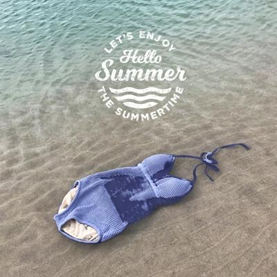 1区韩国本土服装代购(韩国圆通直发)Imvely-时尚韩版针织泳装(2018-05-23上架)