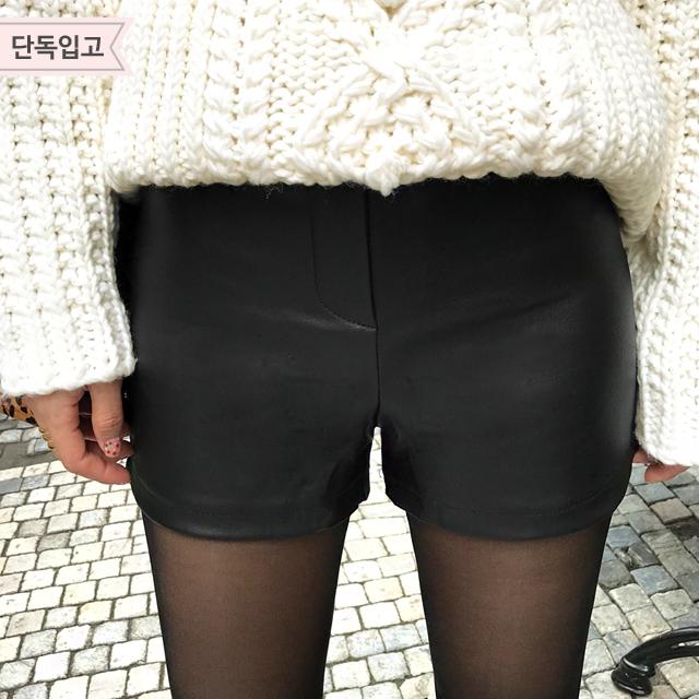 1区韩国本土服装代购(韩国圆通直发)Imvely-短裤(2018-11-21上架)
