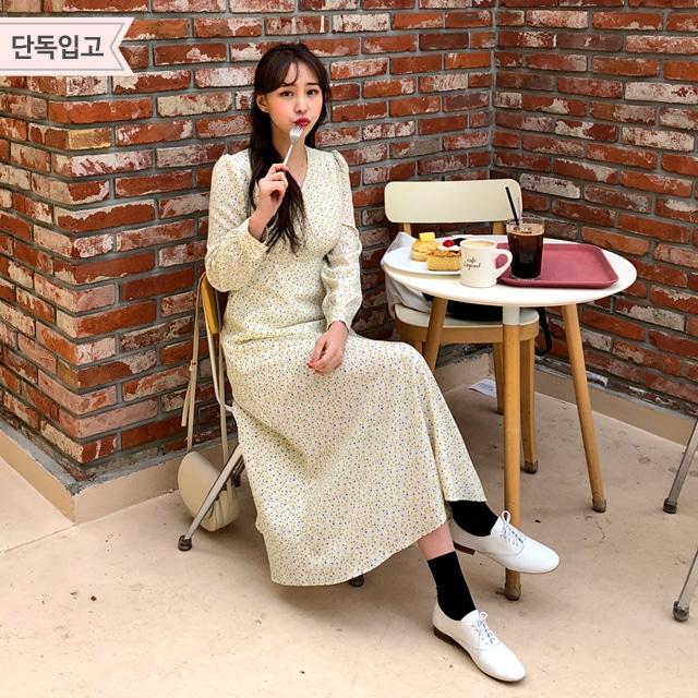 1区韩国本土服装代购(韩国圆通直发)Imvely-连衣裙(2019-03-20上架)