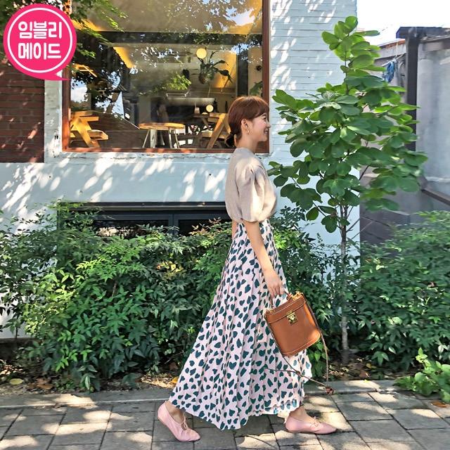 1区100%正宗韩国官网代购(韩国直发包国际运费)Imvely-长裙(2019-09-11上架)