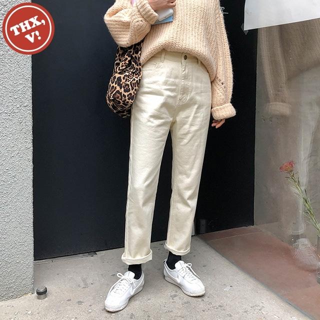 1区100%正宗韩国官网代购(韩国直发包国际运费)Imvely-牛仔裤(2020-01-14上架)