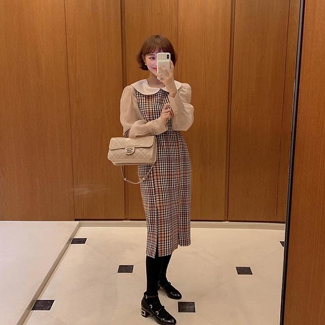 1区100%正宗韩国官网代购(韩国直发包国际运费)Imvely-连衣裙(2020-02-21上架)