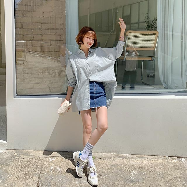 1区100%正宗韩国官网代购(韩国直发包国际运费)Imvely-短裙(2020-05-19上架)