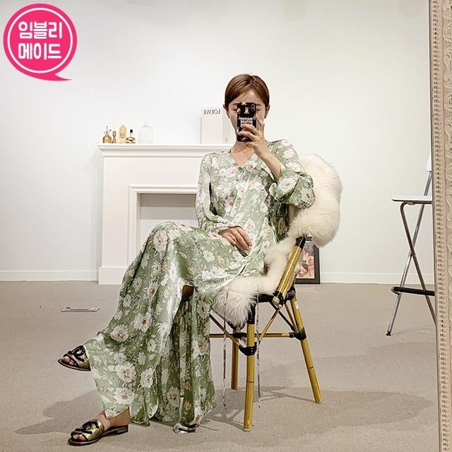 1区100%正宗韩国官网代购(韩国直发包国际运费)Imvely-连衣裙(2020-05-29上架)