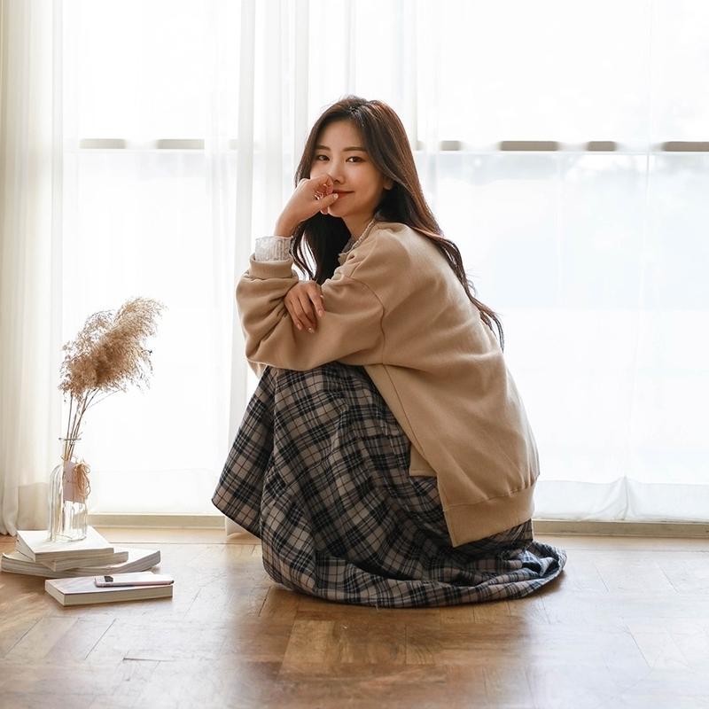 1区韩国本土服装代购(韩国圆通直发)justone-长裙(2018-11-13上架)