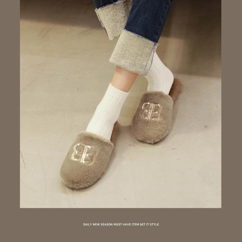 1区韩国本土服装代购(韩国圆通直发)justone-拖鞋(2018-12-17上架)