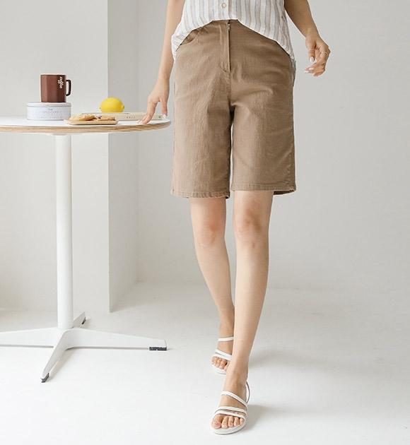 1区100%正宗韩国官网代购(韩国直发包国际运费)justone-短裤(2020-07-04上架)