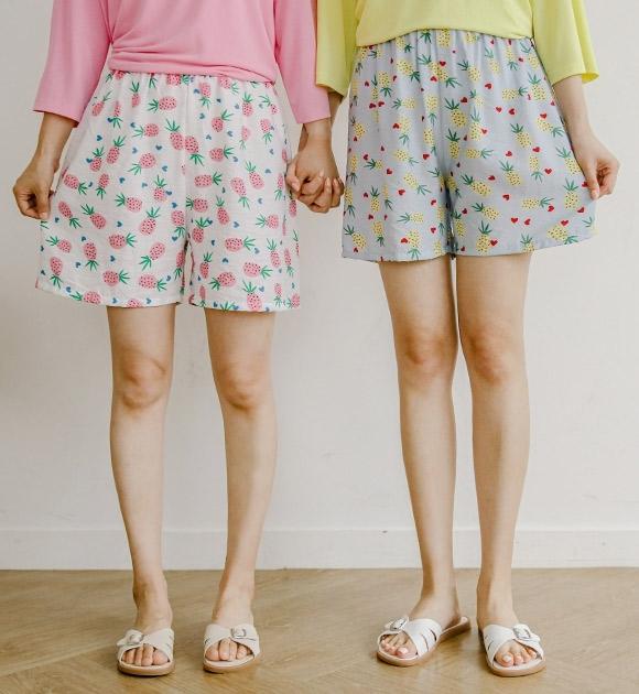 justone-短裤[休闲风格]HZ2157280
