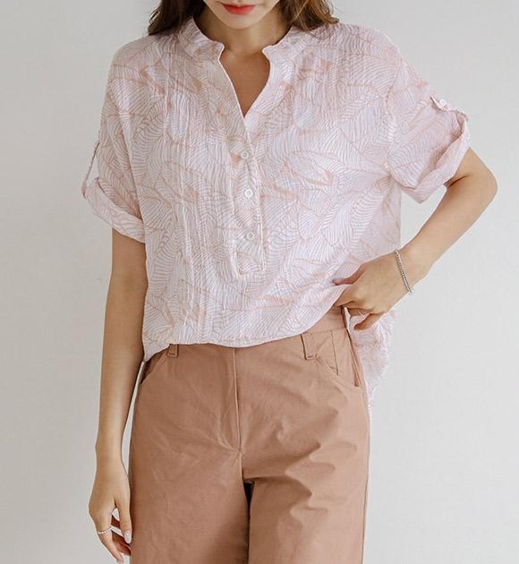 justone-衬衫[休闲风格]HZ2157716