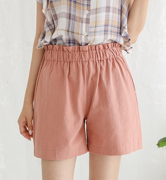 justone-短裤[休闲风格]HZ2158557