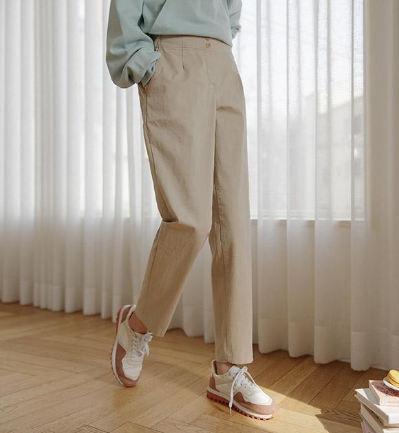 1区100%正宗韩国官网代购(韩国直发包国际运费)jo JUSTONE-长裤(2021-03-24上架)