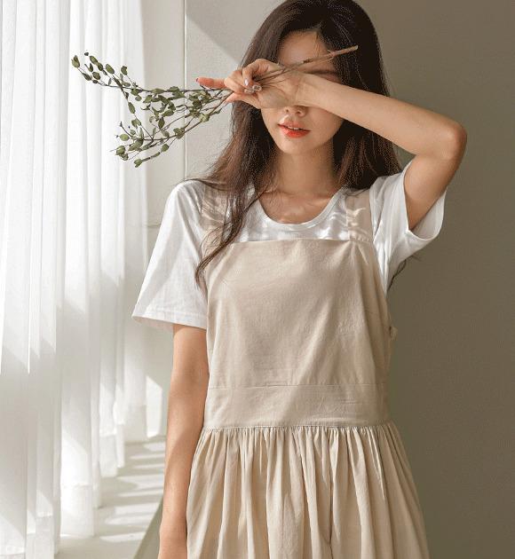 1区100%正宗韩国官网代购(韩国直发包国际运费)jo JUSTONE-连衣裙(2021-03-24上架)