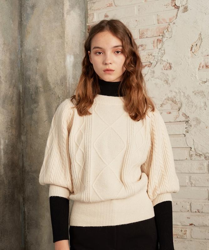 1区100%正宗韩国官网代购(韩国直发包国际运费)Kiind Lounge-针织衫(2019-11-19上架)