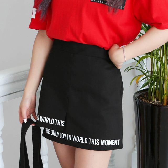 1区100%正宗韩国官网代购(韩国直发包国际运费)Kikiko-短裙(2019-07-27上架)