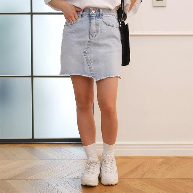 1区100%正宗韩国官网代购(韩国直发包国际运费)Kikiko-短裙(2019-07-31上架)