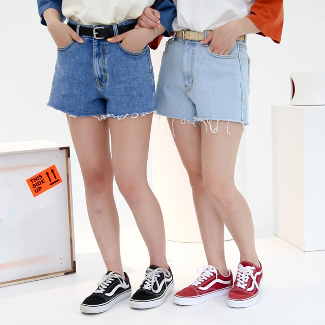 1区100%正宗韩国官网代购(韩国直发包国际运费)Kikiko-短裤(2019-08-16上架)