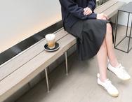 1区2017秋季新款|韩国发货|kokoShow品牌韩国百搭魅力时尚中裙(2017.9月)