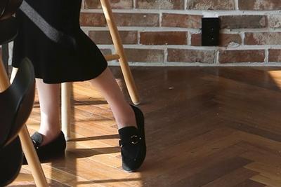 kokoShow-可爱轻松新款韩版平底鞋