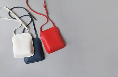 kokoShow-高档时尚纯色单肩包