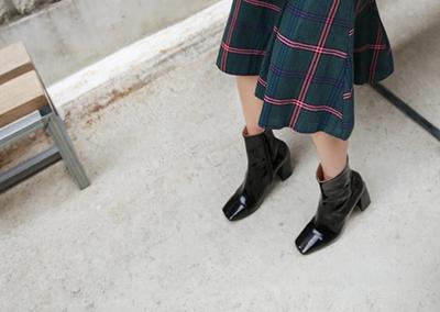 kongstyle-时尚魅力帅气高跟鞋