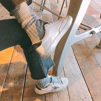 kongstyle-时尚流行系带运动鞋