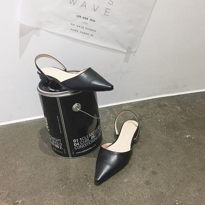 1区韩国本土服装代购(韩国圆通直发)kongstyle-凉鞋(2018-09-03上架)