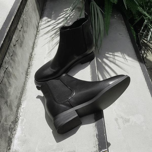 1区韩国本土服装代购(韩国圆通直发)kongstyle-靴子(2018-09-18上架)