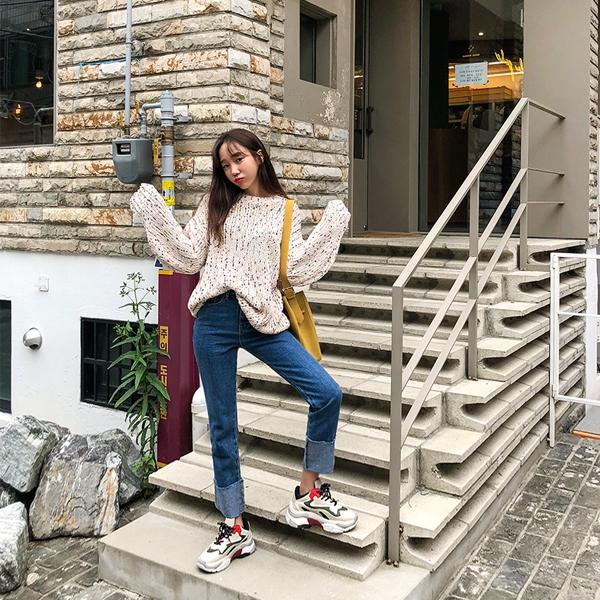 1区韩国本土服装代购(韩国圆通直发)kongstyle-牛仔裤(2018-09-24上架)
