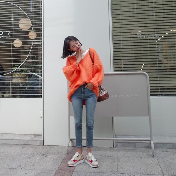 1区韩国本土服装代购(韩国圆通直发)kongstyle-牛仔裤(2018-10-22上架)
