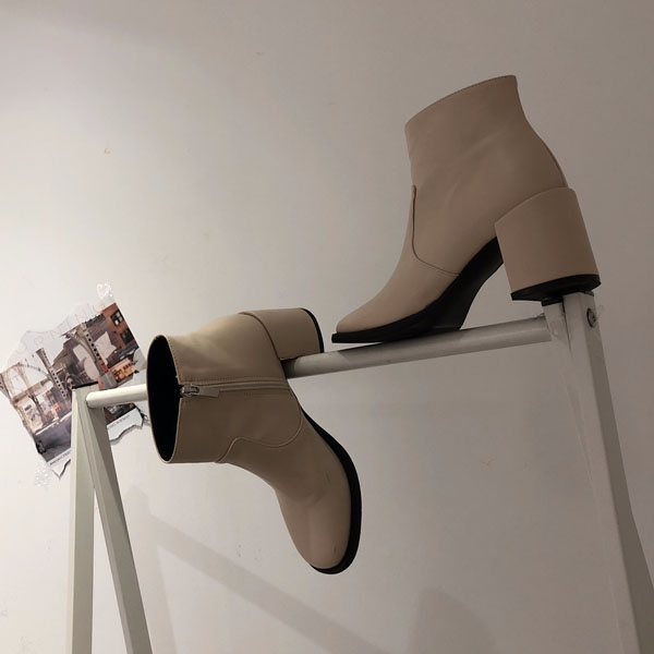 1区韩国本土服装代购(韩国圆通直发)kongstyle-靴子(2018-11-02上架)