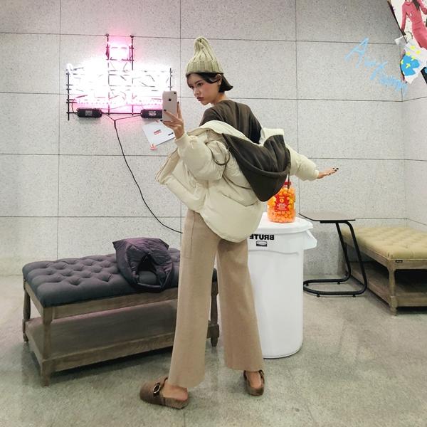 1区韩国本土服装代购(韩国圆通直发)kongstyle-棉服(2018-11-13上架)