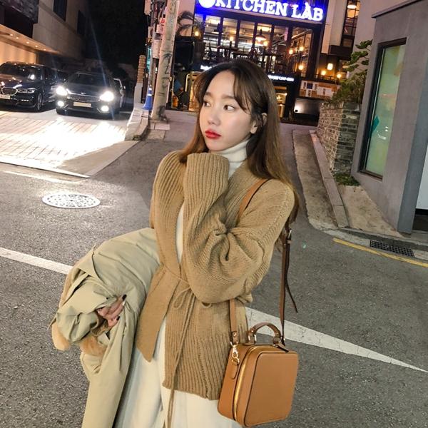 1区韩国本土服装代购(韩国圆通直发)kongstyle-开襟衫(2018-11-20上架)