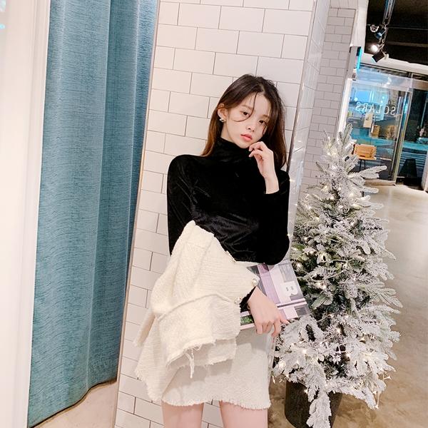 1区韩国本土服装代购(韩国圆通直发)kongstyle-T恤(2018-12-15上架)
