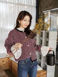 2018新款韩国服装kongstyle品牌时尚风格魅力开襟衫(2018.1月)