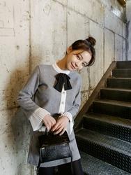 2018新款韩国服装kongstyle品牌时尚魅力衬衫+短裙套装(2018.1月)