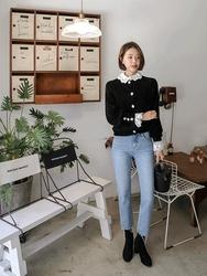 2018新款韩国服装kongstyle品牌时尚魅力柔软开襟衫(2018.1月)