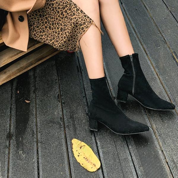1区韩国本土服装代购(韩国圆通直发)kongstyle-靴子(2019-01-16上架)