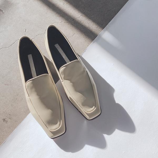 1区韩国本土服装代购(韩国圆通直发)kongstyle-平底鞋(2019-01-16上架)