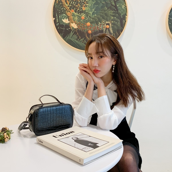 1区韩国本土服装代购(韩国圆通直发)kongstyle-单肩包(2019-01-16上架)