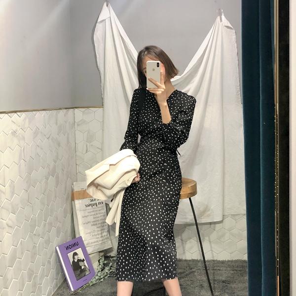 1区韩国本土服装代购(韩国圆通直发)kongstyle-连衣裙(2019-02-19上架)