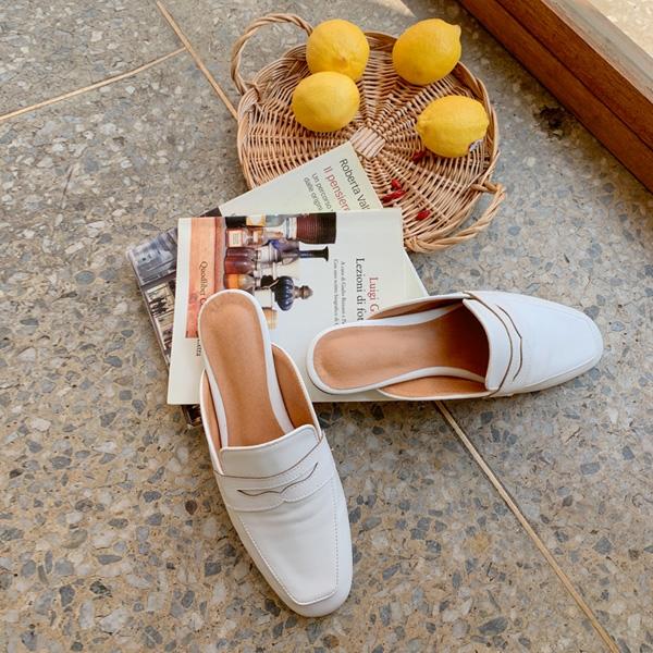 1区韩国本土服装代购(韩国圆通直发)kongstyle-平底鞋(2019-02-21上架)